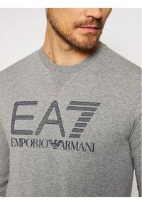 EA7 Emporio Armani Bluza 3KPM60 PJ05Z 3905 Szary Regular Fit. Kolor: szary