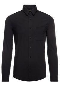 Czarna koszula biznesowa Calvin Klein Jeans
