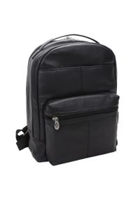 Czarny plecak MCKLEIN