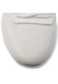 Big-Star - Sneakersy BIG STAR - DD274575 White. Kolor: biały. Materiał: materiał. Szerokość cholewki: normalna. Obcas: na płaskiej podeszwie