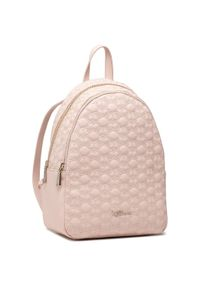 Różowy plecak Blumarine