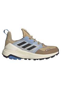 Adidas - Buty turystyczne damskie adidas Terrex Trailmaker FZ2986. Materiał: guma, syntetyk. Szerokość cholewki: normalna. Wzór: kolorowy. Styl: sportowy
