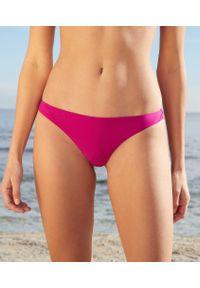 Essentielle Majtki Bikini Brazylijskie Od Kostiumu Kąpielowego - 40 - Fuksja - Etam. Kolor: różowy. Materiał: poliamid, tkanina