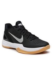 Czarne buty do fitnessu Nike Nike Zoom