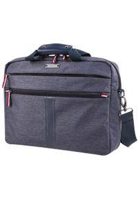 Niebieska torba na laptopa NATEC