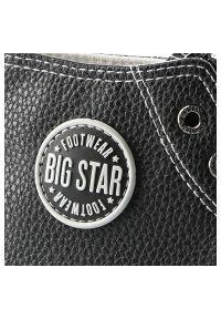 Czarne trampki Big-Star #9