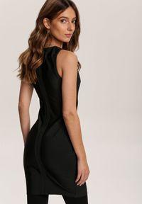 Renee - Czarna Sukienka Nikalath. Kolor: czarny