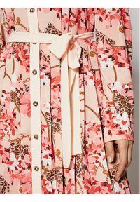 Sukienka koszulowa Marciano Guess w kolorowe wzory