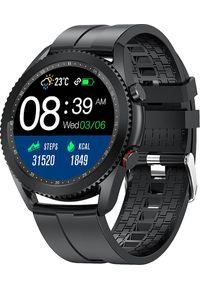 Smartwatch Media-Tech MT869 Activeband Venetia Czarny (MT869). Rodzaj zegarka: smartwatch. Kolor: czarny