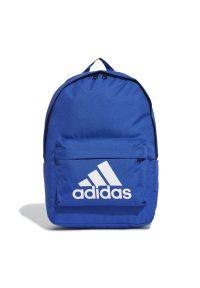 Adidas - ADIDAS CLASSIC BACKPACK > GD5622. Materiał: tkanina, poliester. Wzór: ze splotem. Styl: klasyczny, casual