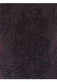 Czarna sukienka TOP SECRET elegancka, mini