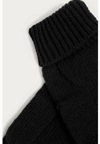 Czarne rękawiczki medicine