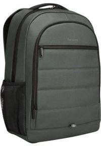 Oliwkowy plecak na laptopa TARGUS