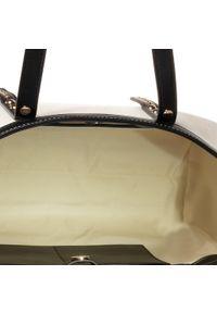 Beżowa torebka klasyczna Liu Jo klasyczna