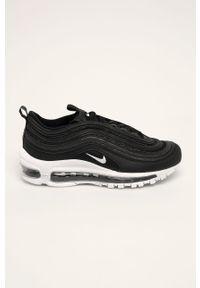 Czarne buty sportowe Nike Kids na sznurówki, Nike Air Max