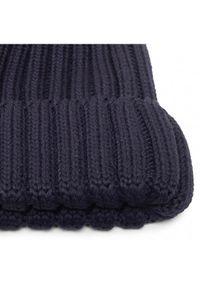 Niebieska czapka zimowa Gino Rossi