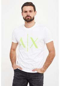 Armani Exchange - T-SHIRT ARMANI EXCHANGE. Styl: elegancki
