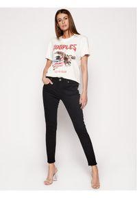 Czarne jeansy slim One Teaspoon