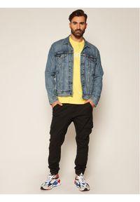 Levi's® T-Shirt 16143-0057 Żółty Relaxed Fit. Kolor: żółty