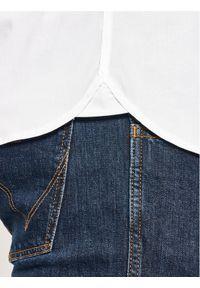 Biała koszula biznesowa Trussardi Jeans