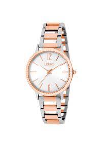 Brązowy zegarek Liu Jo klasyczny