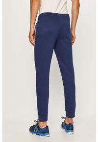 Niebieskie spodnie dresowe adidas Performance