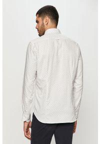 Biała koszula Baldessarini długa, na co dzień