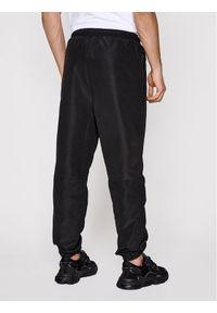 Prosto. - PROSTO. Spodnie dresowe KLASYK Air 1051 Czarny Regular Fit. Kolor: czarny. Materiał: dresówka