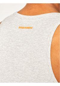 Szary podkoszulek Dsquared2 Underwear