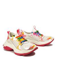 Białe buty sportowe Artiker Relaks z cholewką