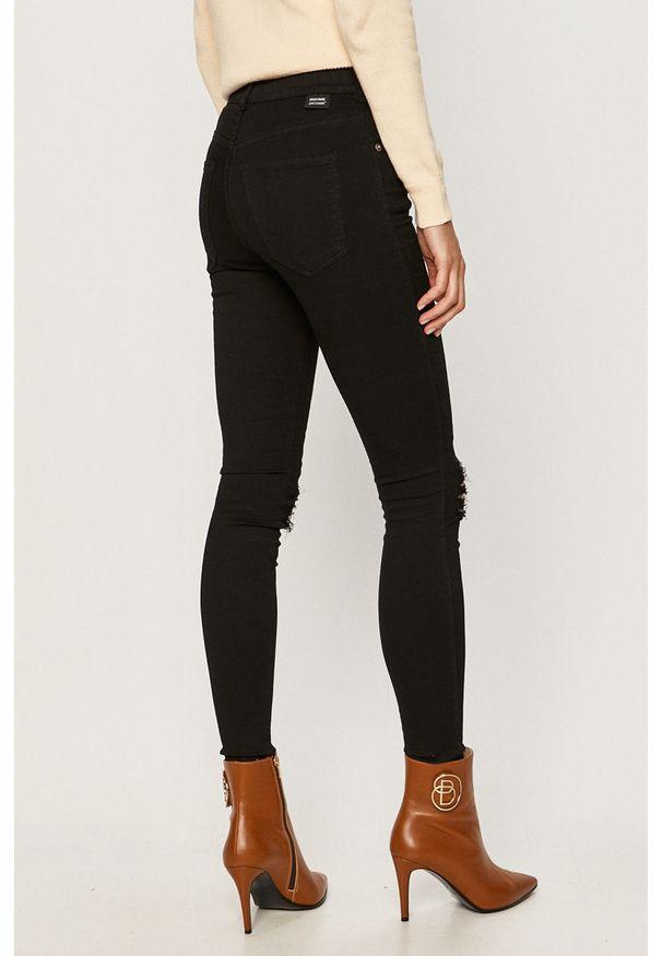 Czarne jeansy Dr. Denim