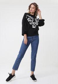 Czarny sweter Born2be #5
