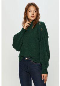 Sweter Vero Moda z długim rękawem, długi