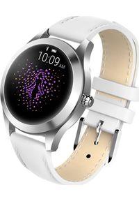 Smartwatch KingWear KW10 Biały (10). Rodzaj zegarka: smartwatch. Kolor: biały