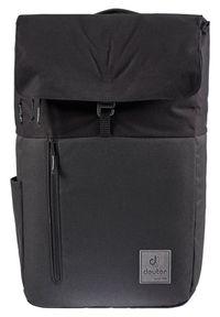 Deuter - DEUTER plecak UP Seoul 16L czarny. Kolor: czarny
