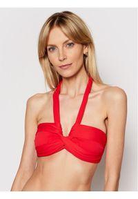 Seafolly Góra od bikini S3816-065 Czerwony. Kolor: czerwony
