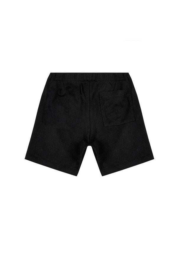 Czarne spodenki Calvin Klein Swimwear