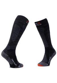 Szare skarpety sportowe X-Socks