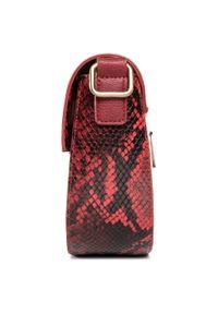 Fly London - Torebka FLY LONDON - Alvofly P974694002 Snake Red. Kolor: czerwony. Materiał: skórzane #4