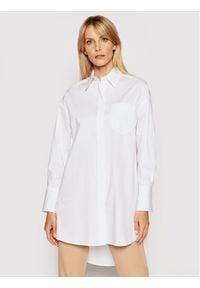 Imperial Koszula CJN2BBE Biały Regular Fit. Kolor: biały