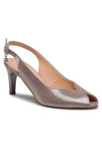 Beżowe sandały Baldaccini