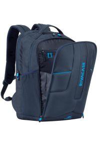 Niebieski plecak na laptopa RIVACASE #6