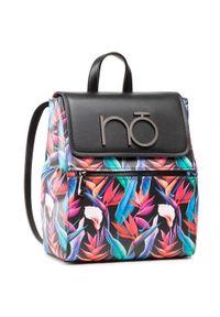 Fioletowy plecak Nobo