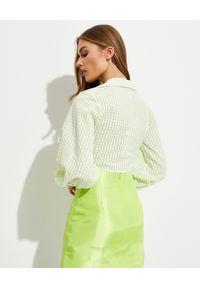 ALICE MCCALL - Zielona koszula Her Story. Kolor: zielony. Materiał: materiał. Długość rękawa: długi rękaw. Długość: długie. Wzór: kratka. Sezon: lato
