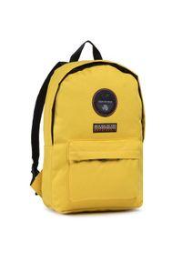 Żółty plecak Napapijri