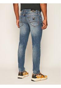 Armani Exchange Jeansy Skinny Fit 6HZJ14 Z3GXZ 1500 Niebieski Skinny Fit. Kolor: niebieski. Materiał: jeans