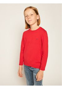 Czerwony sweter Mayoral