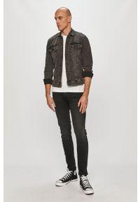 Tommy Jeans - T-shirt (2-pack). Okazja: na co dzień. Kolor: biały. Materiał: bawełna, dzianina. Wzór: gładki. Styl: casual