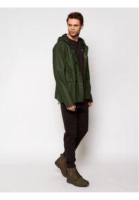 Rains Kurtka przeciwdeszczowa Unisex 1826 Zielony Regular Fit. Kolor: zielony #9