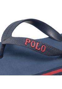 Niebieskie klapki Polo Ralph Lauren
